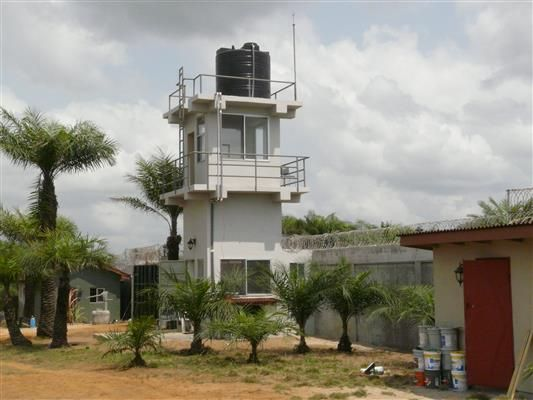 Security Tower