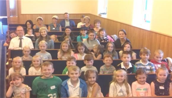 Summer Bible Clubs