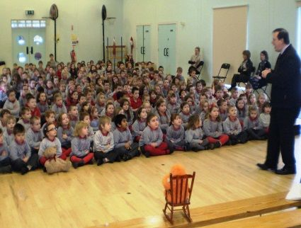 School Assembly For Younger Children