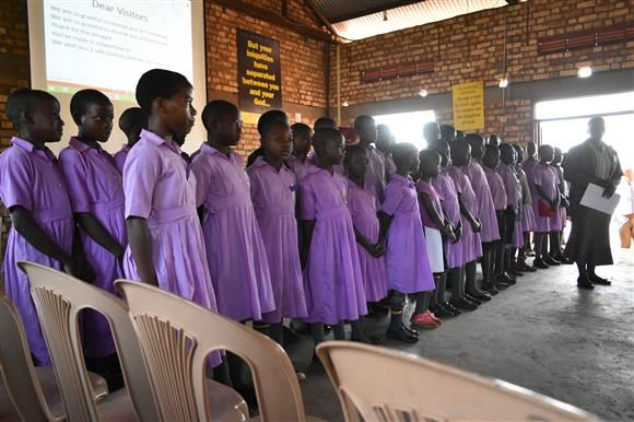 Emmanuel Children Singing