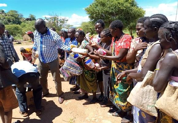 Aid Distribution in Kenya