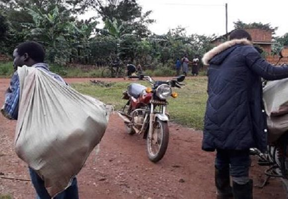 Aid Distribution in Uganda