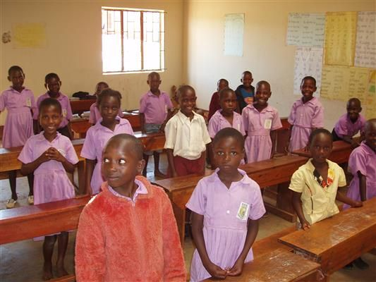 Students at Emmanuel Christian School