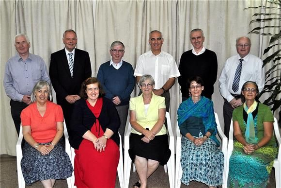 Kenya Missionary Team with FPC leaders